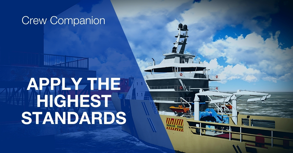 Apply the highest standards. What the unforgiving North Sea taught Norway about safety.